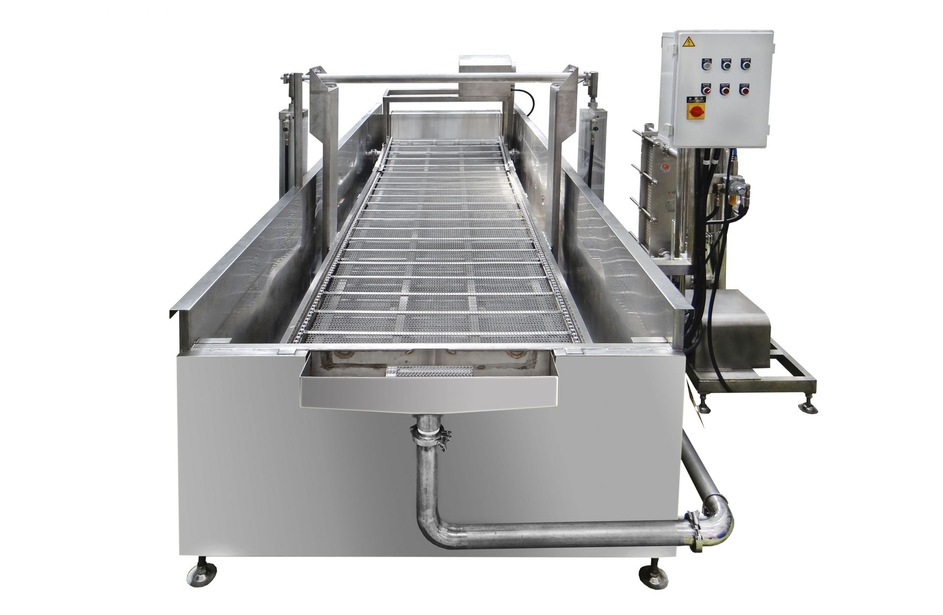 Automatic Tofu Cooling Conveyor Machine